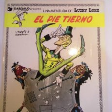 Cómics: LUCKY LUKE - EL PIE TIERNO - EDICIONES JUNIOR - 1977. Lote 134182382