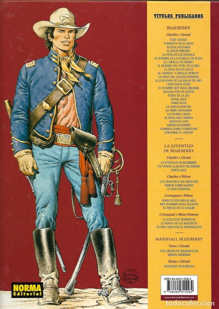 Cómics: El Teniente Blueberry Años 1977/ 2019 Lote de 52 Tebeos de Tapas Duras Nº 1 al 52 colección completa - Foto 15 - 134259782