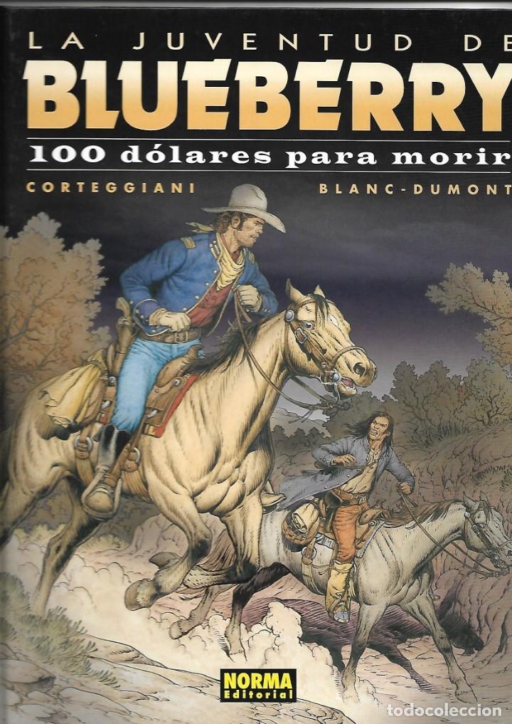 Cómics: El Teniente Blueberry Años 1977/ 2019 Lote de 52 Tebeos de Tapas Duras Nº 1 al 52 colección completa - Foto 22 - 134259782