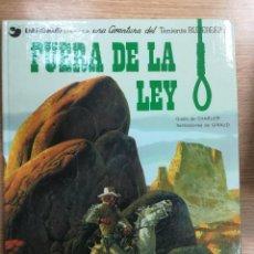 Cómics: BLUEBERRY #10 FUERA DE LA LEY. Lote 134308402