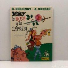 Cómics: ASTÈRIX LA ROSA Y LA ESPADA - TAPA DURA - EDICIONES JUNIOR GRIJALBO - AÑO 1991. Lote 134556542