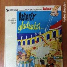 Cómics: ASTÉRIX GLADIADOR. Lote 134716601