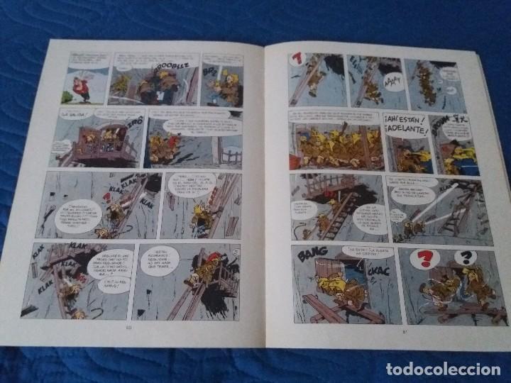 Cómics: El prisionero de los 7 Budas. Spirou y Fantasio. Tapa blanda. Junior Grijalbo. - Foto 3 - 134839594