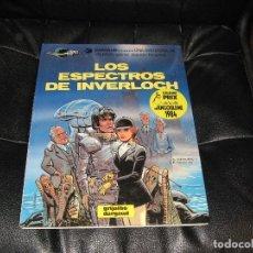 Cómics: VALERIAN - NÚMERO 11 - LOS ESPECTROS DE INVERLOCH - GRIJALBO. Lote 134865078