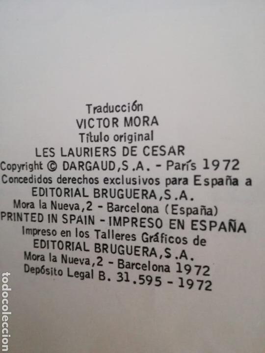 Cómics: Lote de 5 comic de Asterix de la Editorial Bruguera.Años 60 y 70 - Foto 6 - 134900325