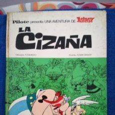 Cómics: COMIC DE ASTERIX LA CIZAÑA DE LA EDITORIAL BRUGUERA. Lote 134900643