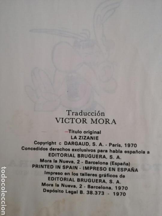 Cómics: Comic de Asterix La Cizaña de la editorial Bruguera - Foto 2 - 134900643
