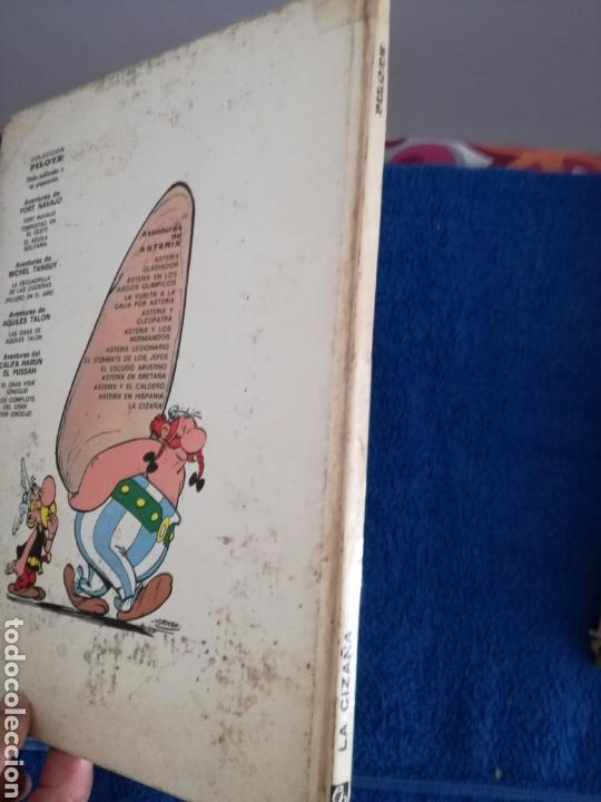 Cómics: Comic de Asterix La Cizaña de la editorial Bruguera - Foto 3 - 134900643