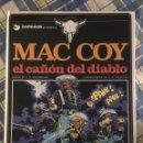 Cómics: MAC COY. Lote 134977381