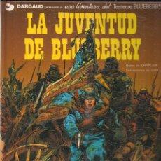 Cómics: LA JUVENTUD DE BLUEBERRY 1. CHARLIER Y GIRAUD. Lote 134995426