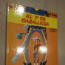 Cómics: LUCKY LUKE. Nº 7. EL 7º DE CABALLERIA. EDICIONES JUNIOR GRIJALBO. DARGAUD. 1978. Lote 134998830