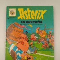 Cómics: ASTERIX EN BRETAÑA DARGAUD GRIJALBO TAPA DURA. Lote 135056046