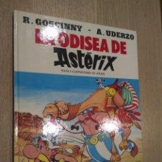 Cómics: LA ODISEA DE ASTERIX. EDICIONES JUNIOR. 1993. Lote 135110406