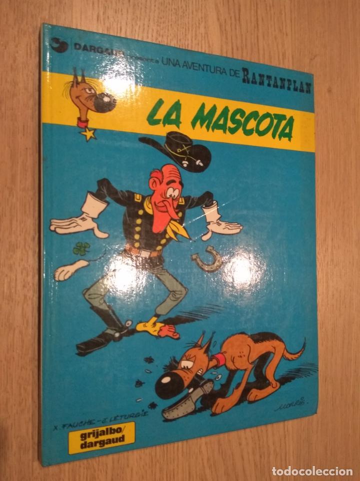 RANTANPLAN Nº 1. LA MASCOTA. GRIJALBO 1988 (Tebeos y Comics - Grijalbo - Lucky Luke)
