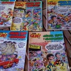 Cómics: TOPE GUAI!! CHICHA, TATO Y CLODOVEO. Lote 135148258