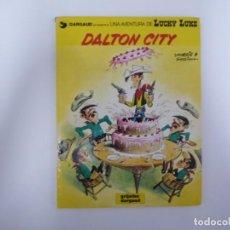 Cómics: LUCKY LUKE - DALTON CITY. Lote 135157954