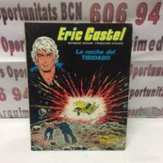 Cómics: ERIC CASTEL - LA NOCHE EN EL TIBIDABO 1984. Lote 135194025