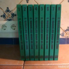 Cómics: EL MARAVILLOSO MUNDO DEL COMIC DE PLAZA Y JANE COLECCION COMPLETA 8 TOMOS. Lote 135353458