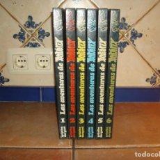 Cómics: LAS AVENTURAS DE ASTERIX COMPLETA 6 TOMOS GRIJALBO - DALGAUD . Lote 135356166