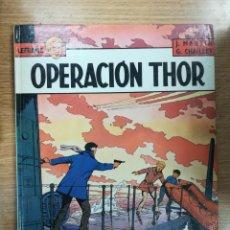 Cómics: LEFRANC #6 OPERACION THOR. Lote 135367114