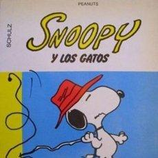 Cómics: SNOOPY Y LOS GATOS Nº 14 GRIJALBO-DARGAUD. Lote 135649363