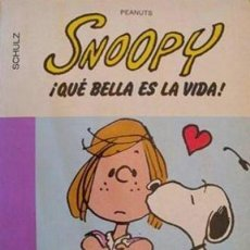 Cómics: SNOOPY ¡QUE BELLA ES LA VIDA! Nº 15 GRIJALBO-DARGAUD. Lote 135649511