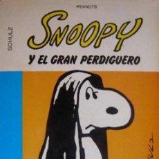 Cómics: SNOOPY Y EL GRAN PERDIGUERO Nº 17 GRIJALBO-DARGAUD. Lote 135649579
