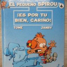 Cómics: SPIROU - EL PEQUEÑO SPIROU - ES POR TU BIEN CARIÑO - Nº 4 - EDICIONES KRAKEN . Lote 135747186