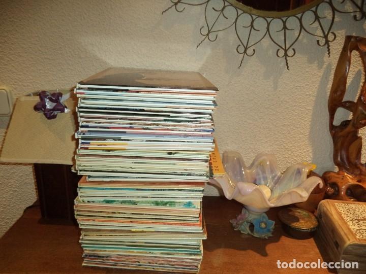 Cómics: El Teniente Blueberry Años 1977/ 2019 Lote de 52 Tebeos de Tapas Duras Nº 1 al 52 colección completa - Foto 4 - 134259782