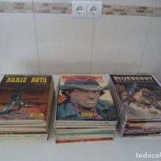 Cómics: EL TENIENTE BLUEBERRY AÑOS 1977 /2006 LOTE DE 45 TEBEOS DE TAPAS DURAS DEL Nº 1 AL 42 - 44 - 46 - 48. Lote 134259782