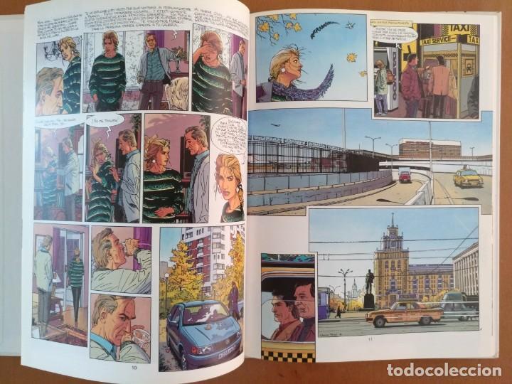 Cómics: CÓMIC ALPHA 2-EL CLAN BOGDANOV. JIGOUNOV/RENARD. GRIJALBO-DARGAUD CARTONE 1998 - Foto 2 - 135799682