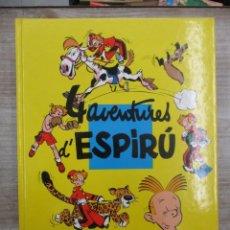 Cómics: LES A VENTURES D ´ESPIRU I FANTASTIC - SPIROU - Nº 30 - JUNIOR / GRIJALBO - CATALAN / CATALA. Lote 135808626