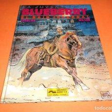 Cómics: LA JUVENTUD DE BLUEBERRY N. 28 - EL RAID INFERNAL. CHARLIER & WILSON. Lote 135944170