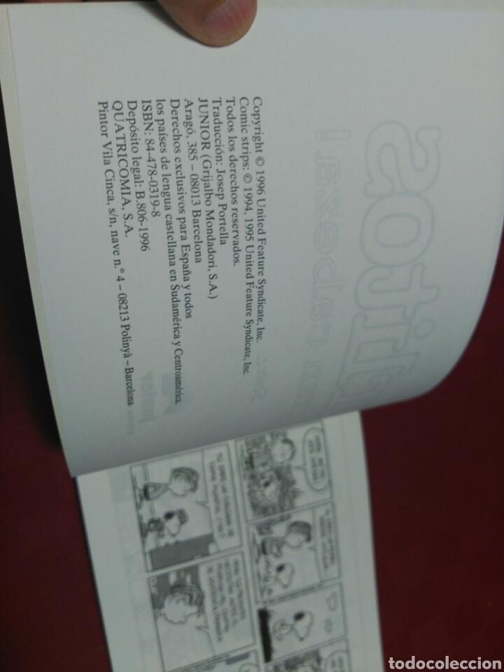 Cómics: CARLITOS 26 - SCHULZ - JUNIOR GRIJALBO MONDADORI 1995 - Foto 2 - 136116510