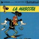 Cómics: RANTANPLAN-1: LA MASCOTA, DE MORRIS, FAUCHE Y LÉTURGIE (GRIJALDO/DARGAUD, 1988). Lote 136124158