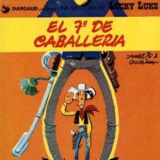 Comics: LUCKY LUKE-7: EL 7 DE CABALLERÍA, DE MORRIS Y GOSCINNY (GRIJALBO/DARGAUD, 1979). Lote 136136322