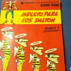 Cómics: INDULTO PARA LOS DALTON -- BILLY EL NIÑO . LUCKY LUKE .GRIJALBO -DARGAUD 13Y14 JUNTOS .. Lote 136399220