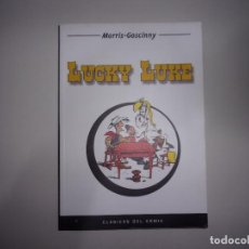 Cómics: LUCKY LUKE - MORRIS GOSCINNY - CLÁSICOS DEL CÓMIC.. Lote 136451118