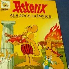 Cómics: ASTÈRIX ALS JOCS OLÍMPICS . GOSCNNY / UDERZO .GRIJALBO - DARGAUD EN CATALÁN. Lote 136492280
