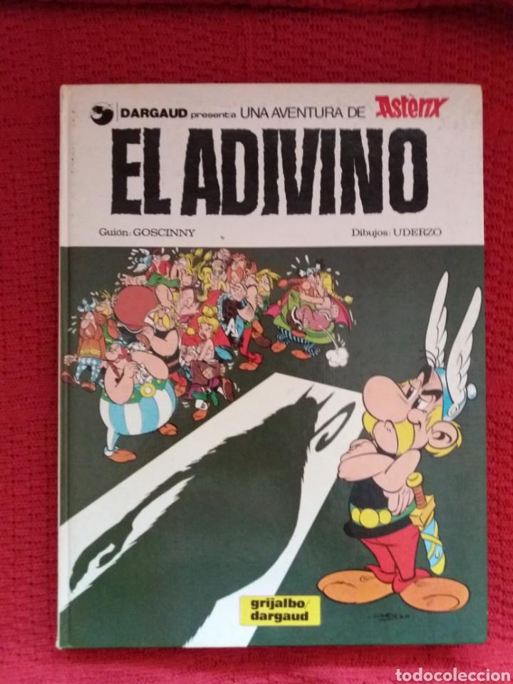 EL ADIVINO GRIJALVO DARGAUD N. 19 (Tebeos y Comics - Grijalbo - Asterix)