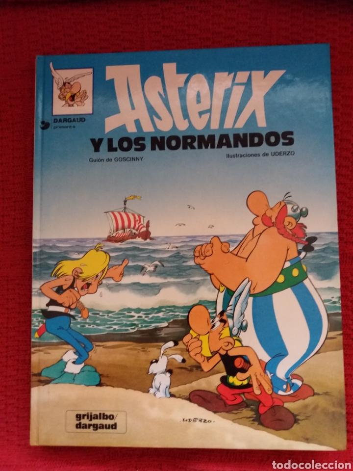 ASTÉRIX Y LOS NORMANDOS N 8 (Tebeos y Comics - Grijalbo - Asterix)