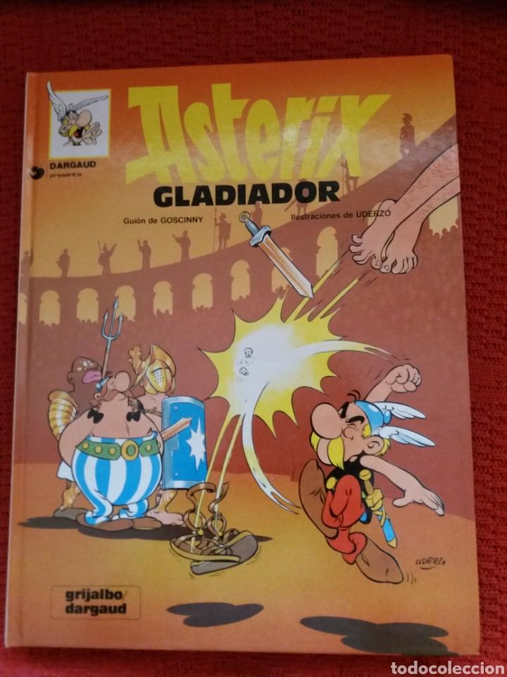 ASTÉRIX GLADIADOR N.4 (Tebeos y Comics - Grijalbo - Asterix)
