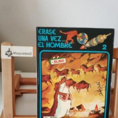 Cómics: ERASE UNA VEZ EL HOMBRE (1979 EDICIONES JUNIOR ) . Lote 136696794