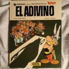 Cómics: ASTERIX. EL ADIVINO.TAPA DURA . 1981. Lote 136698722