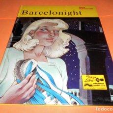 Comics : BARCELONIGHT. ANNIE GOETZINGER. EDICIONES JUNIOR. BUEN ESTADO. TAPA DURA. . Lote 136724766