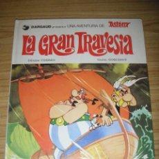 Cómics: LA GRAN TRAVESÍA (ASTÉRIX Nº 22) . Lote 136766154