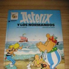 Cómics: ASTÉRIX Y LOS NORMANDOS (ASTERÍX Nº 8). Lote 136766190
