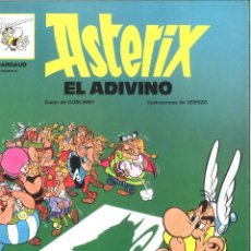 Cómics: ASTERIX EL ADIVINO. GRIJALBO/DARGAUD. 1993. Lote 136766890