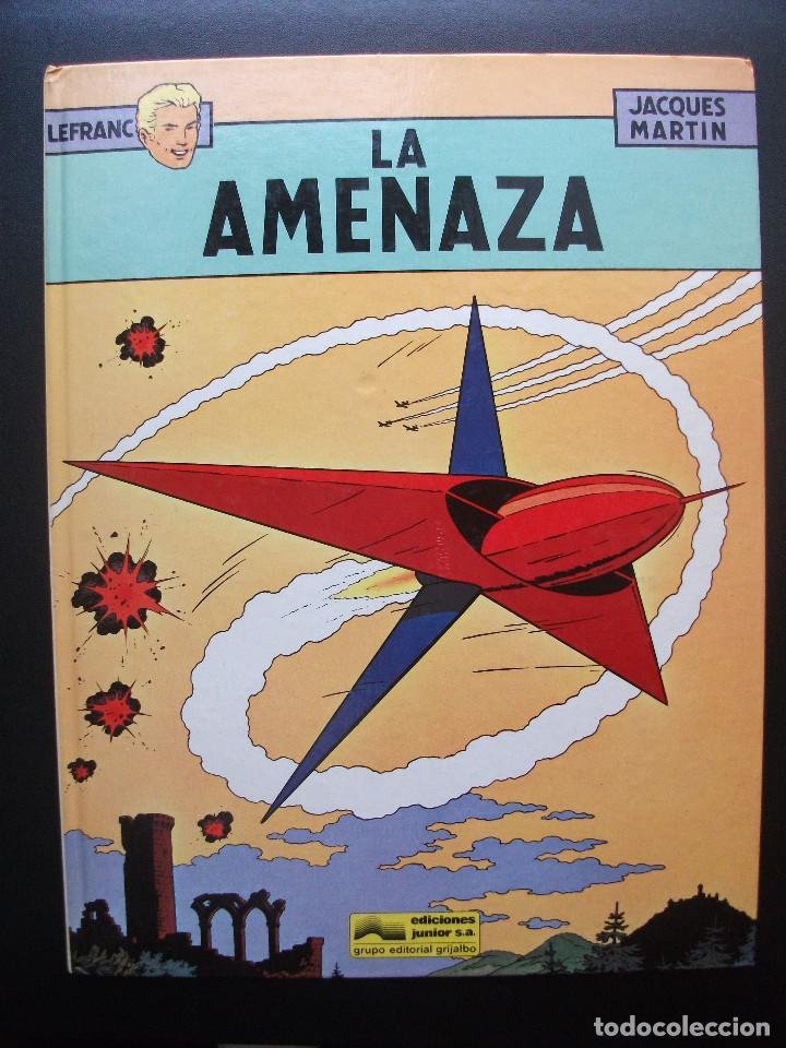 LEFRANC Nº 1, 1986 (Tebeos y Comics - Grijalbo - Lefranc)