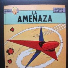 Cómics: LEFRANC Nº 1, 1986. Lote 137193506